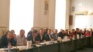 Marius Iancu in comisie