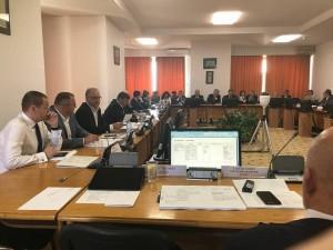 deputat Marius Iancu in Comisia Buget Finante