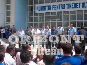 Basescu miting Valcov